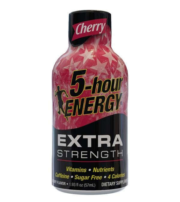 5-Hour Energy Shots (Extra Strength)