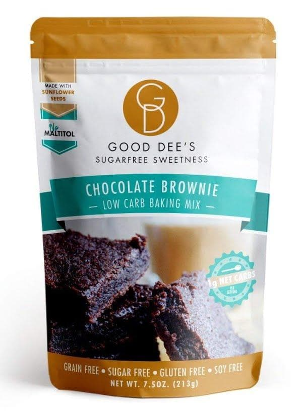 Good Dee's Chocolate Brownie Baking Mix
