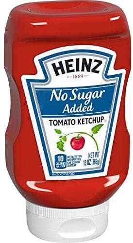 Heinz Tomato Ketchup No Sugar Added