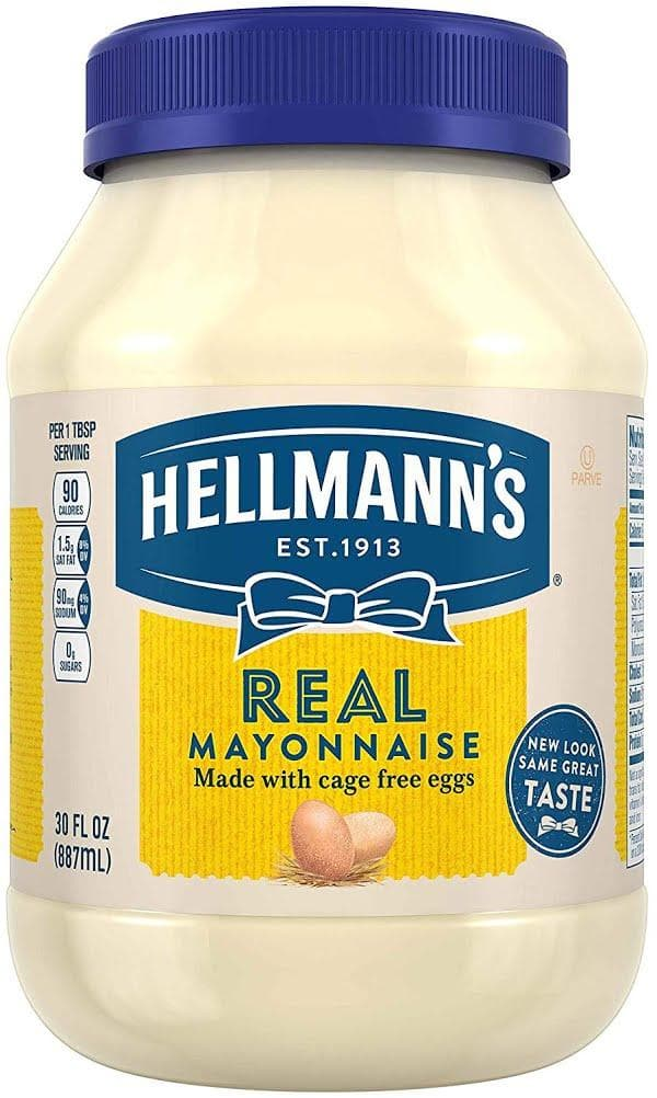 is mayo allowed on keto diet?