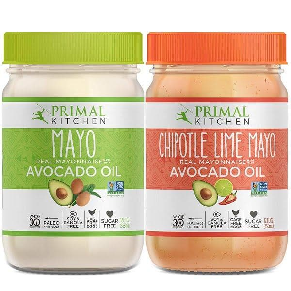 Primal Kitchen Mayonnaise